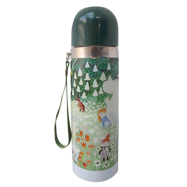 DISASTER DESIGNS | Moomin | Dangerous Journey Thermal Flask | 500ml