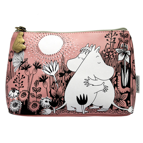 DISASTER DESIGNS | Moomin | Love Make-Up Bag
