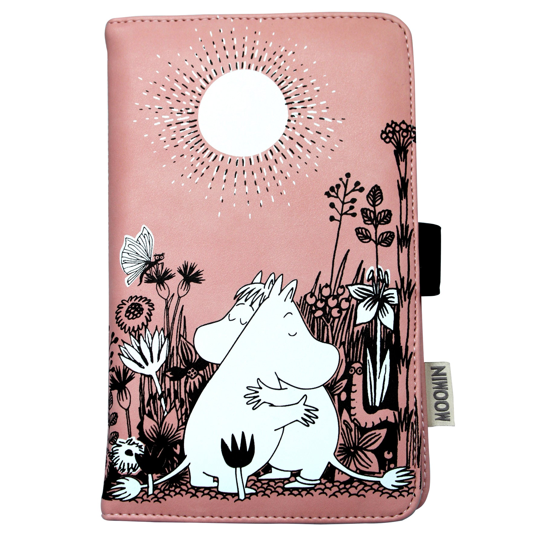 DISASTER DESIGNS | Moomin | Love Travel Wallet/Purse