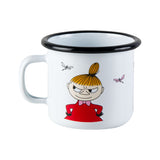 MUURLA | Moomin | Colors | Enamel Mug | Little My | 2.5dl