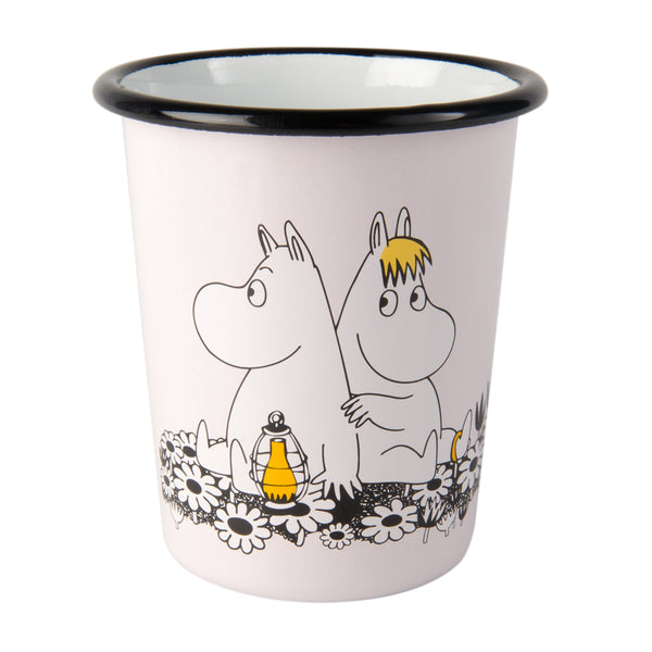 MUURLA | Moomin | Retro | Tumbler | Together Forever | 4dl