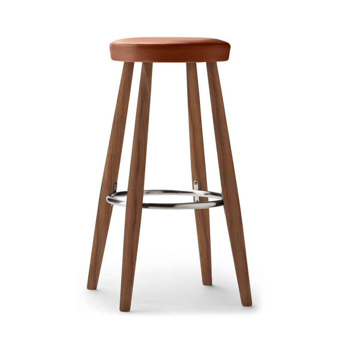 CARL HANSEN & SØN | CH56 Bar Stool | Designed 1985 | Hans J. Wegner | Available in 8-10 weeks