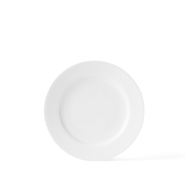 LYNGBY PORCELÆN | Rhombe | Lunch Plate | 21cm