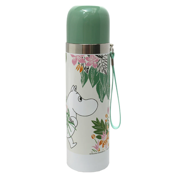 DISASTER DESIGNS | Moomin | Floral Flask | 500ml