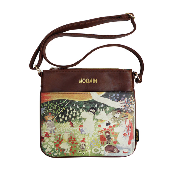DISASTER DESIGNS | Moomin | Dangerous Journey | Mini Bag | 23cm x 24.5cm