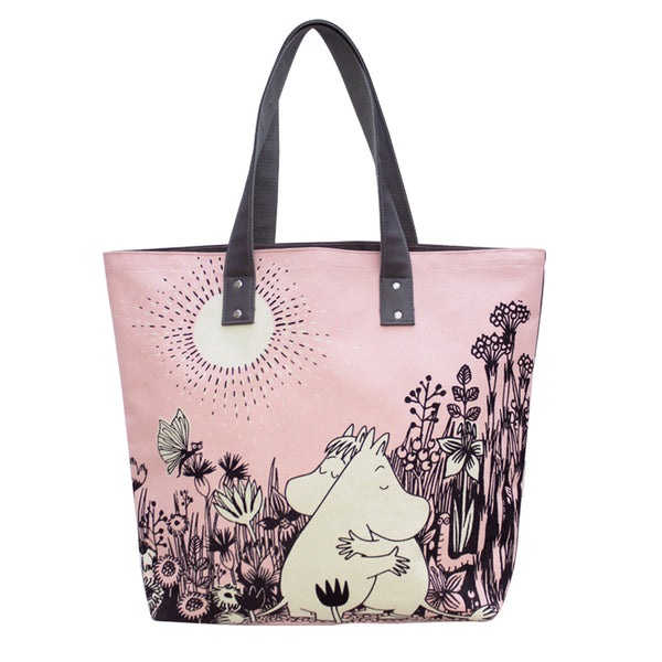 DISASTER DESIGNS | Moomin | Love Shopping Bag