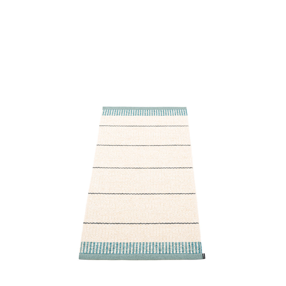 PAPPELINA | Plastic Rug | Belle | Haze | 5 sizes