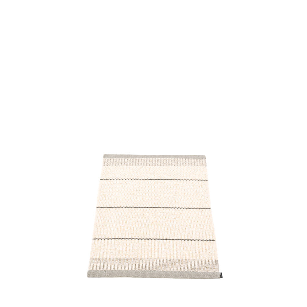 PAPPELINA | Plastic Rug | Belle | Warm Grey | 5 sizes