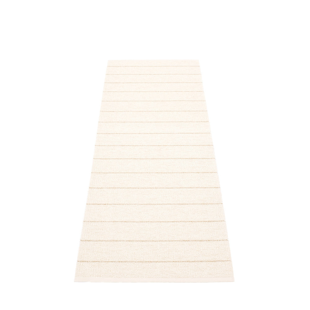 PAPPELINA | Plastic Rug | Carl | Vanilla | 5 sizes