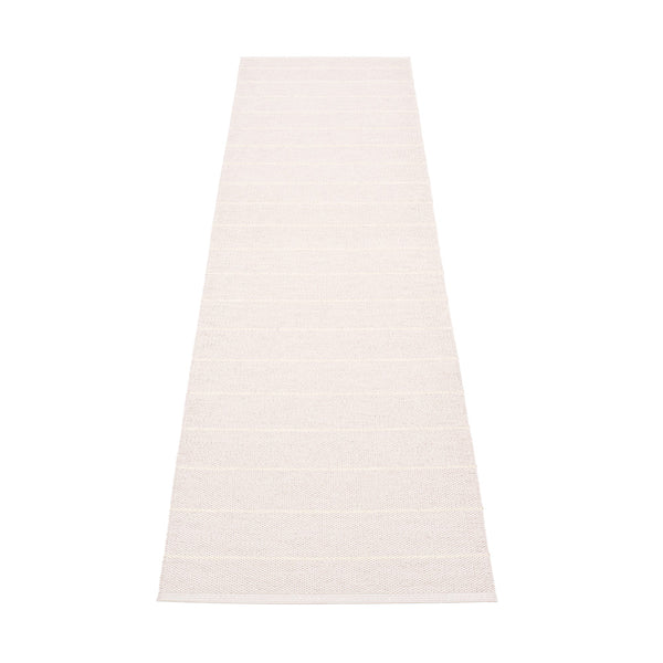 PAPPELINA | Plastic Rug | Carl | Pale Rose | 4 sizes - 2 week delivery
