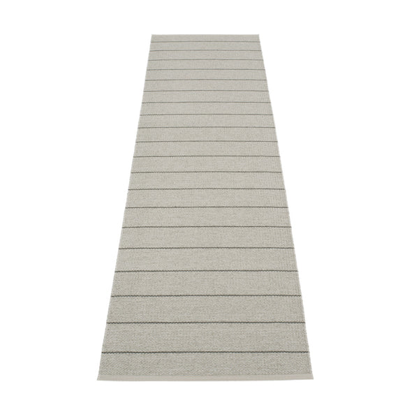 PAPPELINA | Plastic Rug | Carl | Warm Grey | 5 sizes - 2 week delivery