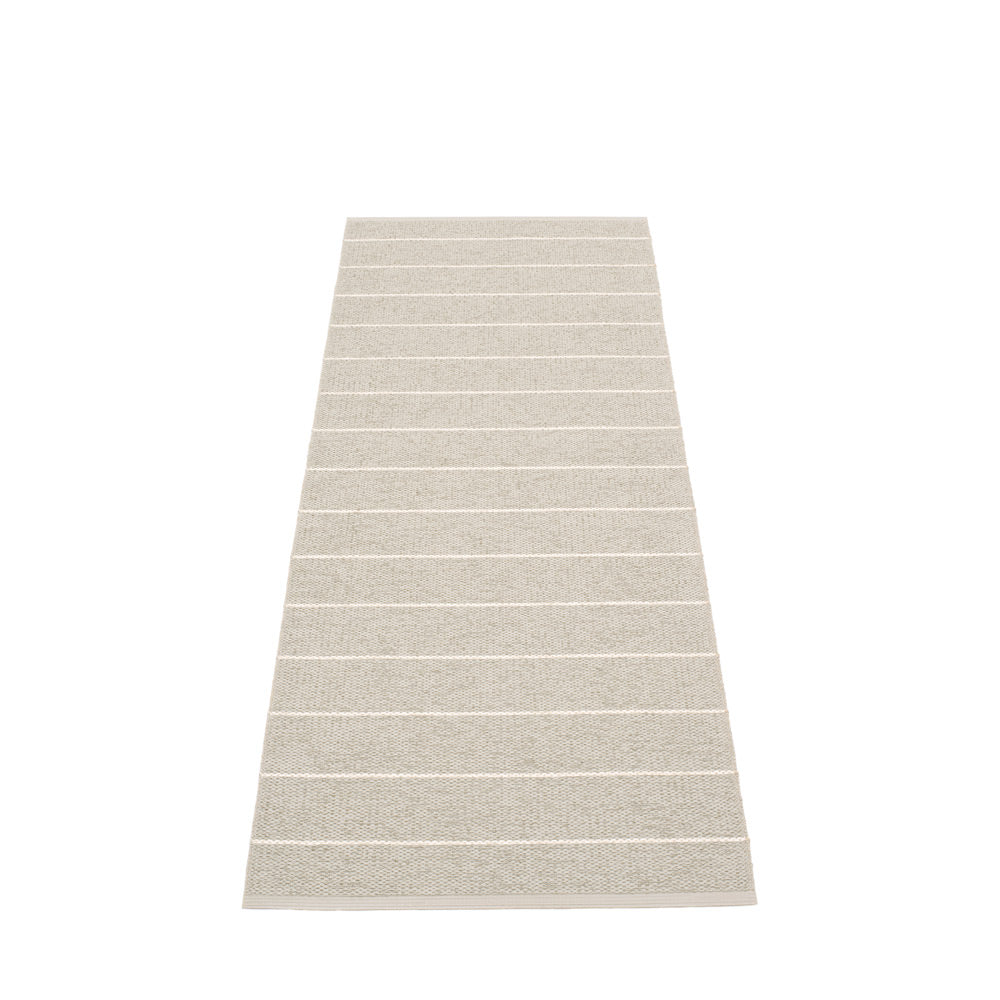 PAPPELINA | Plastic Rug | Carl | Linen | 5 sizes