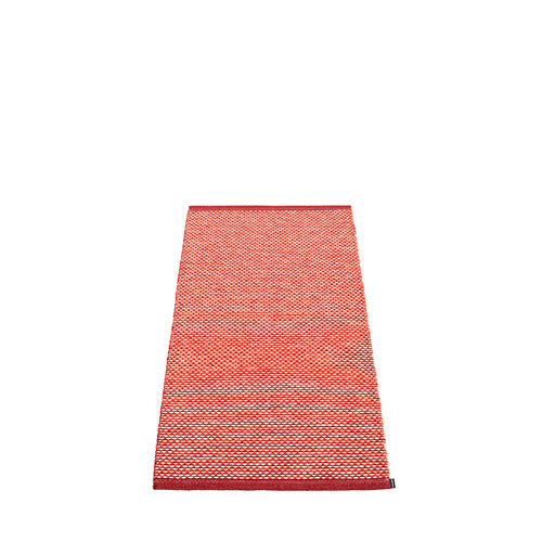 PAPPELINA | Plastic Rug | Effi | Dark Red | 7 sizes