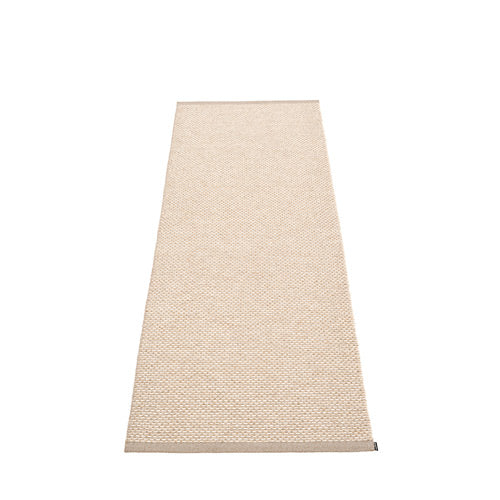PAPPELINA | Plastic Rug | Effi | Mud | 7 sizes