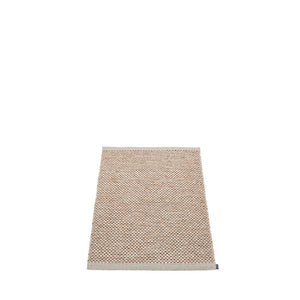 PAPPELINA | Plastic Rug | Effi | Warm Grey | 7 sizes