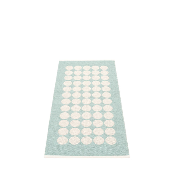 PAPPELINA | Plastic Rug | Fia | Pale Turquoise | 4 sizes