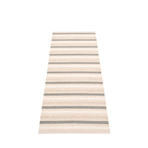 PAPPELINA | Plastic Rug | Grace | Cream | 9 sizes