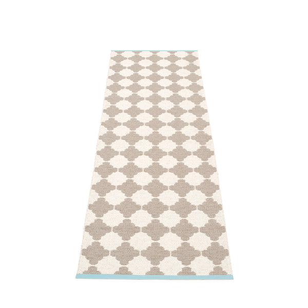 PAPPELINA | Plastic Rug | Marre | Mud | 5 sizes