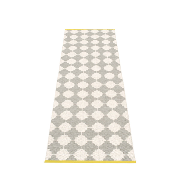 PAPPELINA | Plastic Rug | Marre | Warm Grey | 5 sizes