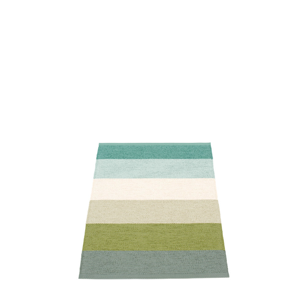 PAPPELINA | Plastic Rug | Molly | Forest | 4 sizes