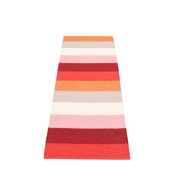 PAPPELINA | Plastic Rug | Molly | Sunset | 4 sizes