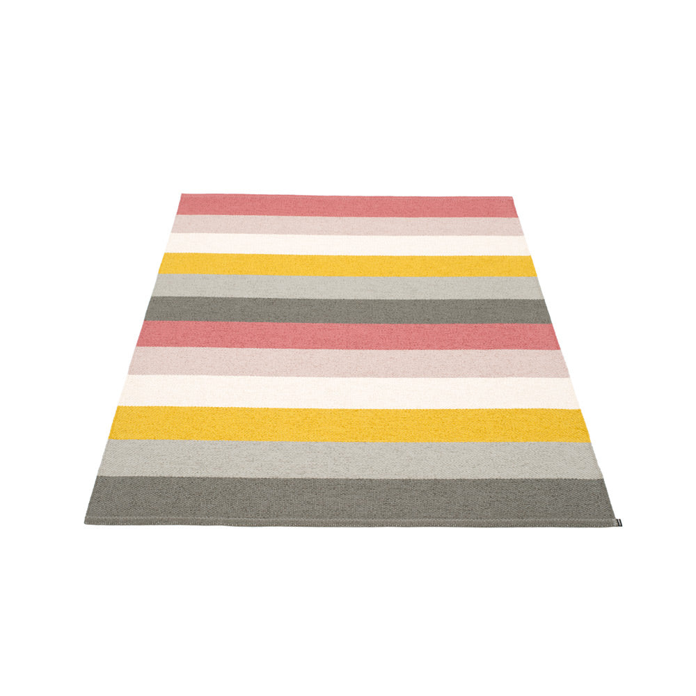 PAPPELINA | Plastic Rug | Molly | Moor | 4 sizes