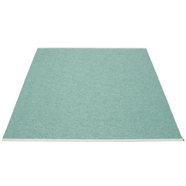 PAPPELINA | Plastic Rug | Mono | Jade | 8 sizes - 2 week delivery