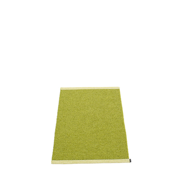 PAPPELINA | Plastic Rug | Mono | Olive | 8 sizes - 2 week delivery