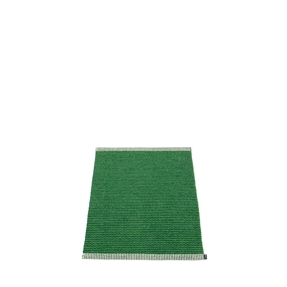 PAPPELINA | Plastic Rug | Mono | Grass Green