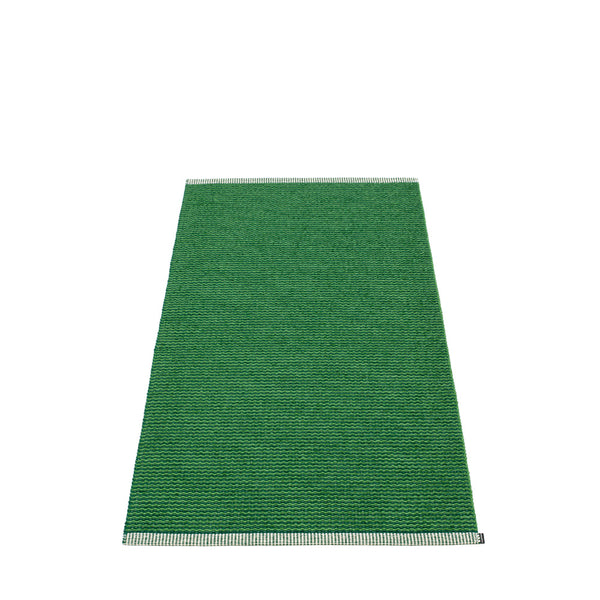 PAPPELINA | Plastic Rug | Mono | Grass Green | 8 sizes - 2 week delivery