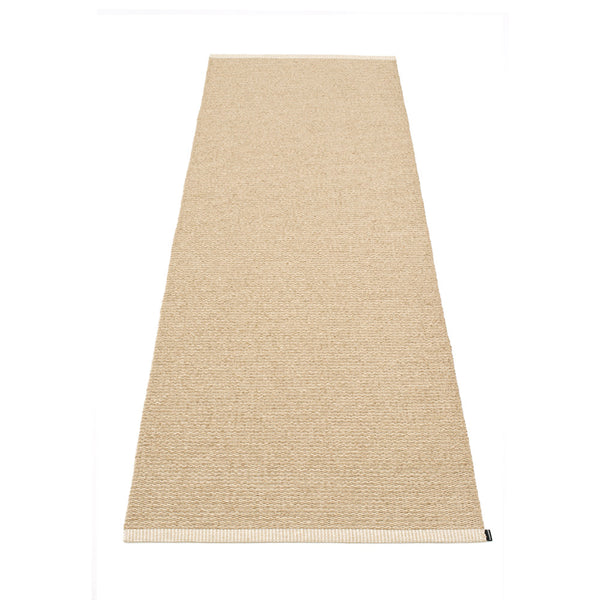 PAPPELINA | Plastic Rug | Mono | Beige | 8 sizes - 2 week delivery