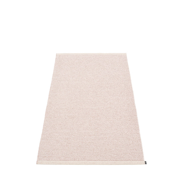 PAPPELINA | Plastic Rug | Mono | Pale Rose | 8 sizes - 2 week delivery