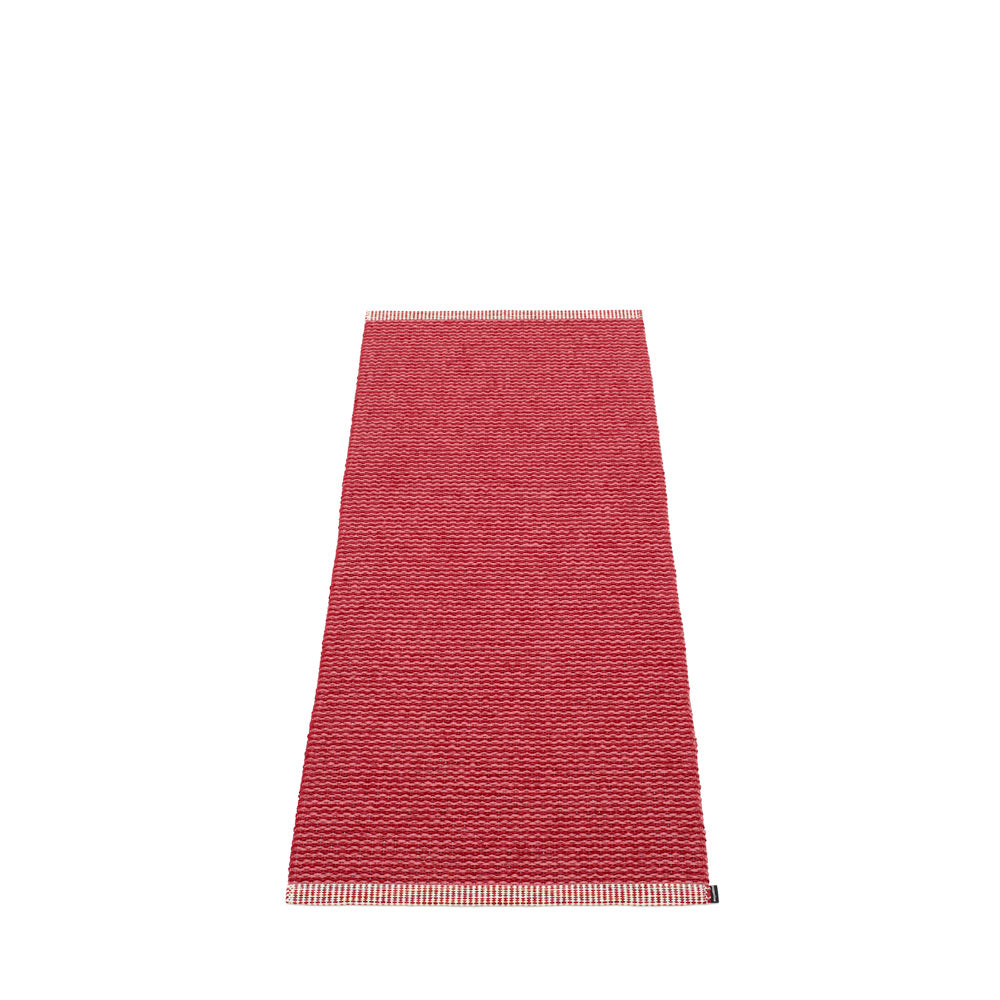 PAPPELINA | Plastic Rug | Mono | Blush | 8 sizes - 2 week delivery
