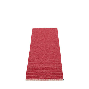 PAPPELINA | Plastic Rug | Mono | Blush | 8 sizes