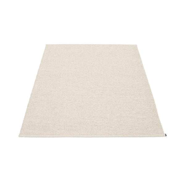 PAPPELINA | Plastic Rug | Mono | Linen | 8 sizes - 2 week delivery