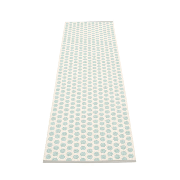 PAPPELINA | Plastic Rug | Noa | Pale Turquoise | 5 sizes
