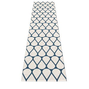 PAPPELINA | Plastic Rug | Otis | Ocean Blue | 5 sizes