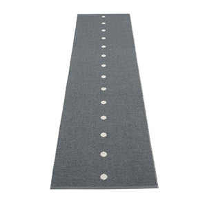 PAPPELINA | Plastic Rug | Peg | Granit/Fossil Grey | 6 sizes