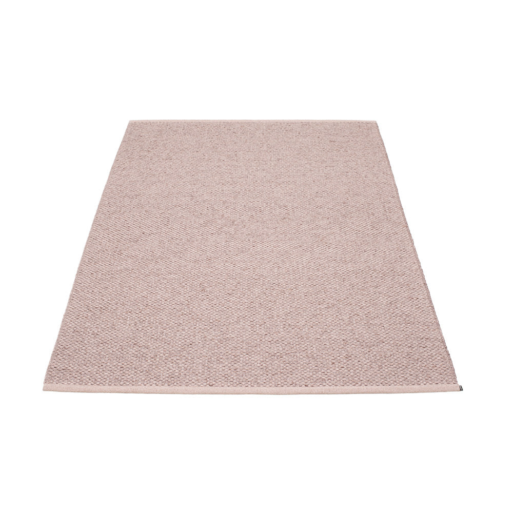 PAPPELINA | Plastic Rug | Svea | Lilac Metallic | 11 sizes