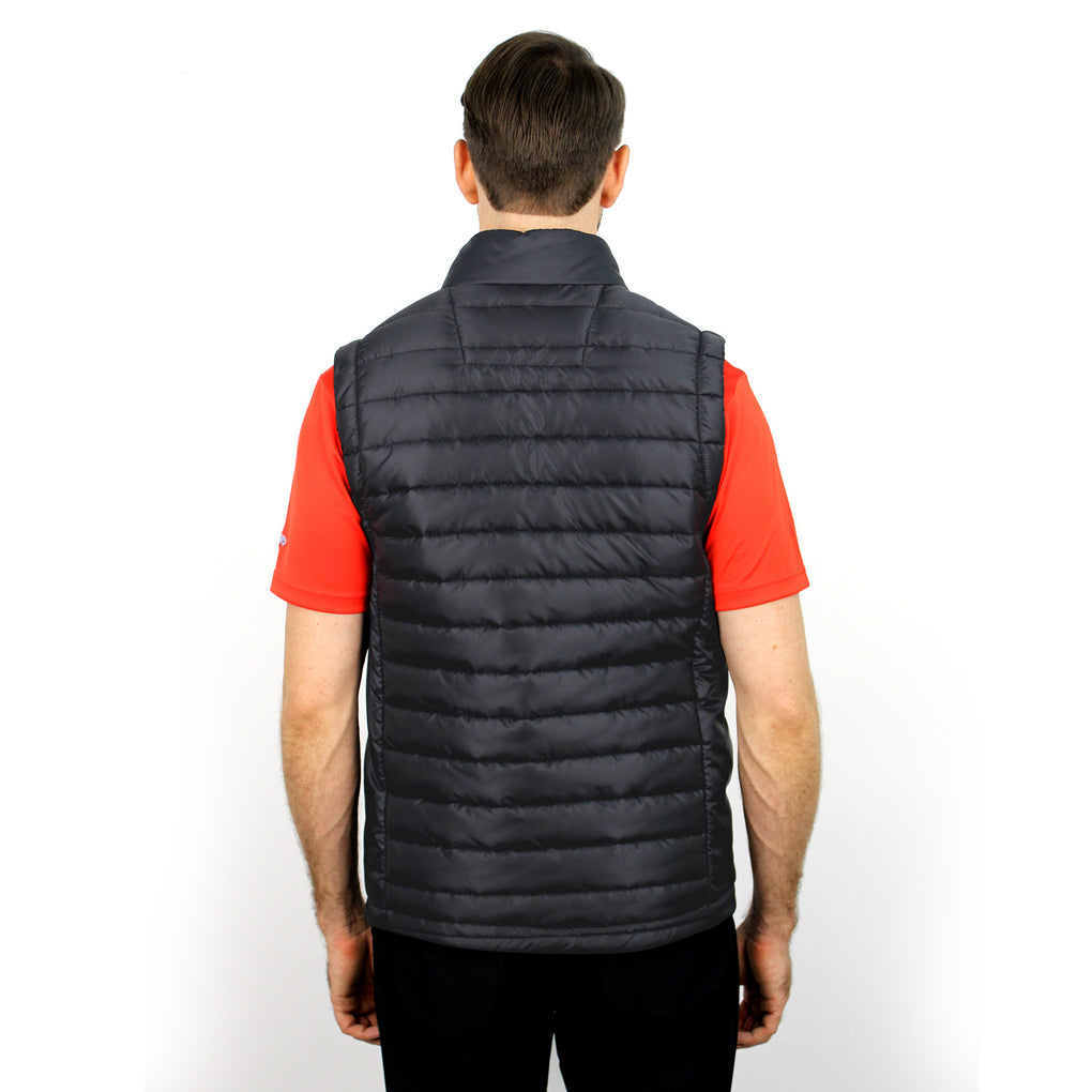 Walrus Backham Full Zip Sleeveless Puffa Gilet Street