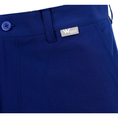 Walrus Apparel Adam Mens Golf Shorts -Navy