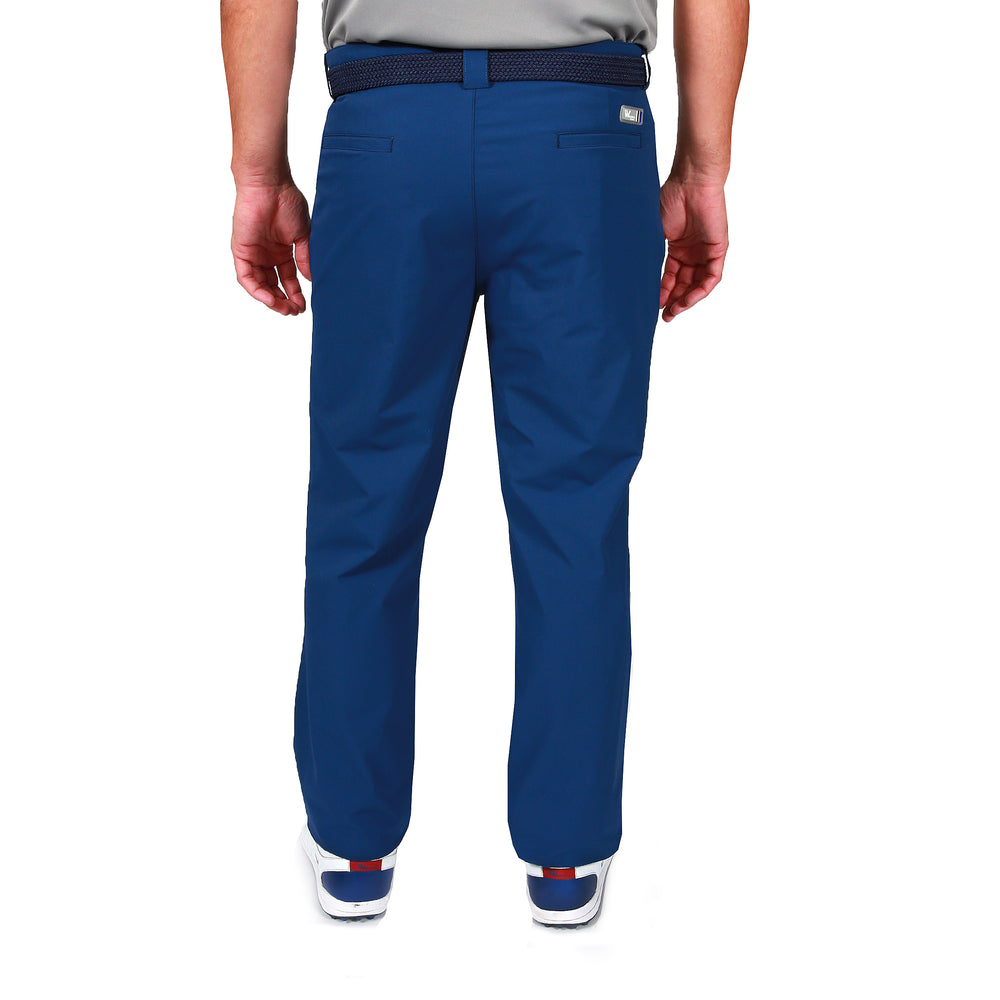 Matthew Mens Golf Trousers - Navy
