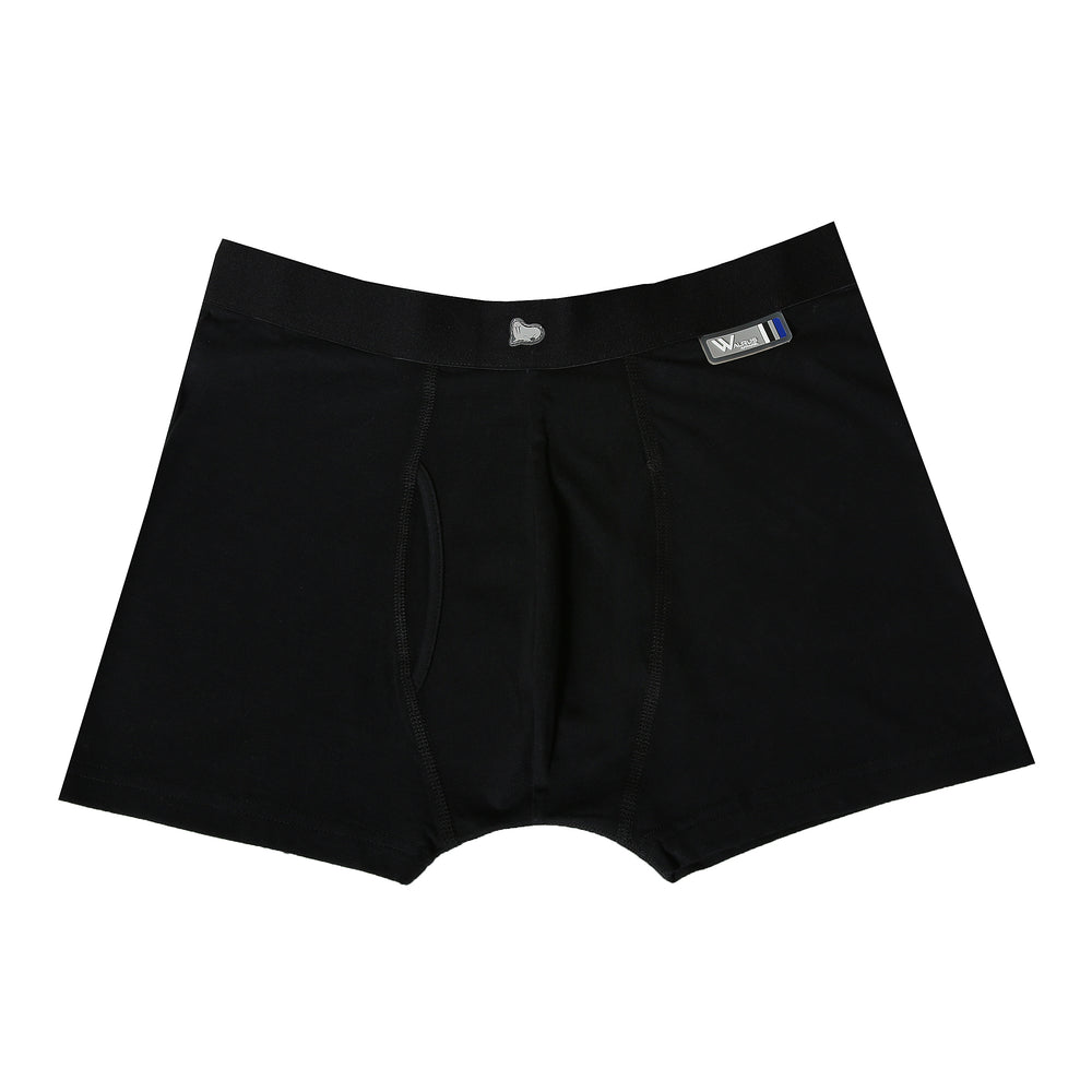 Thomas Boxer Short - Black