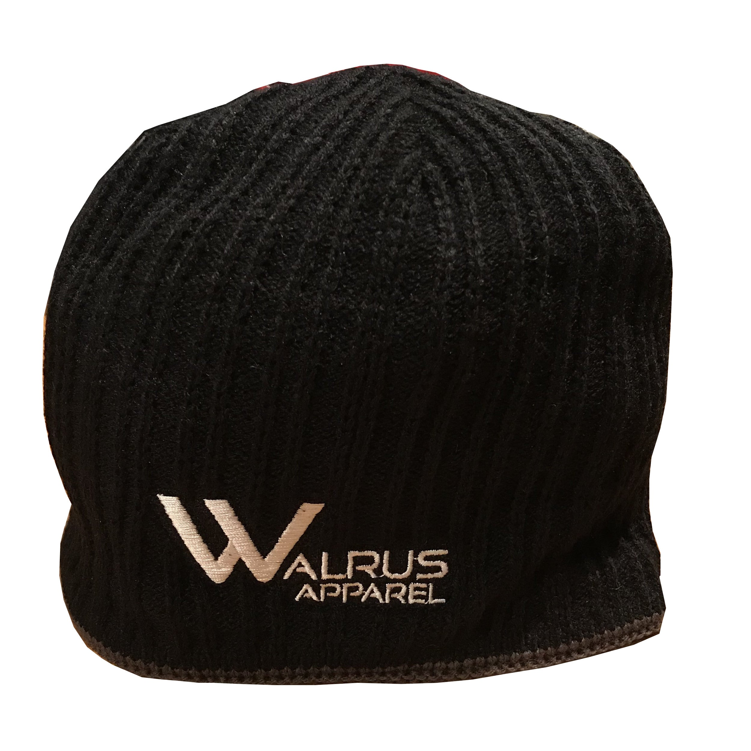 Ribbed Beanie Hat by  Walrus Apparel