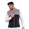 Brandon Padded Golf Gilet - Black
