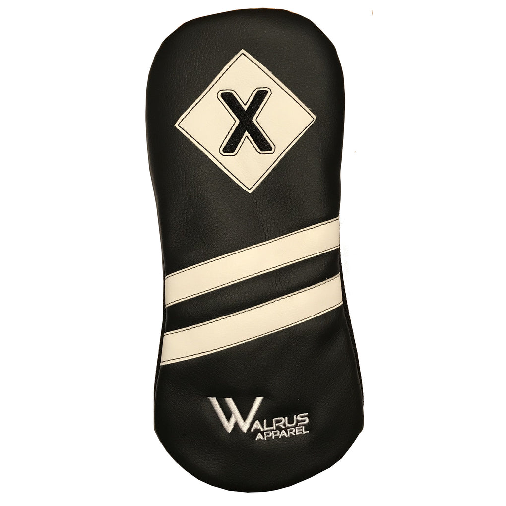 Leatherette Golf Headcovers