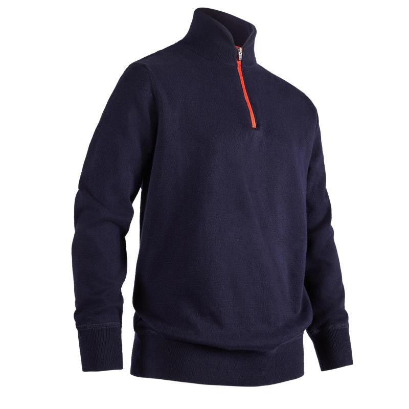 Cold Weather Golf Windstopper Pullovers - Mens in 2 Colours by Walrus Apparel
