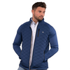 Walrus Apparel Ethan Full Zip Quilted Mens Golf Jacket