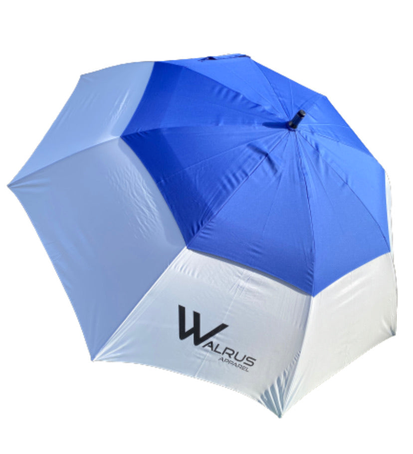 Walrus Apparel Premium Gust Buster Golf Umbrella