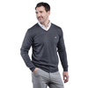 Walrus Apparel Michael V-Neck Merino Sweater